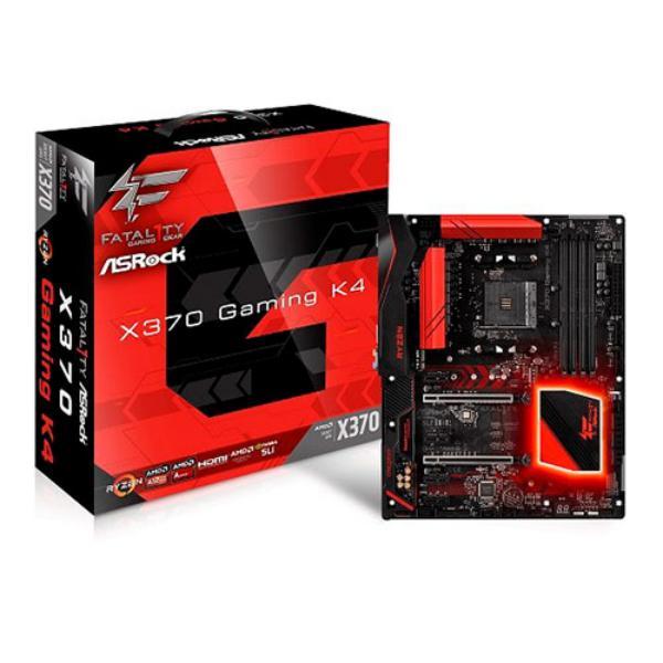 Asrock X370 Fattal1ty Gaming K4 – Placa Base