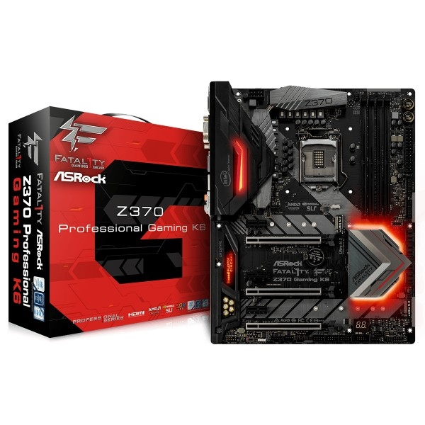 ASRock Fatal1ty Z370 Gaming K6 – Placa Base