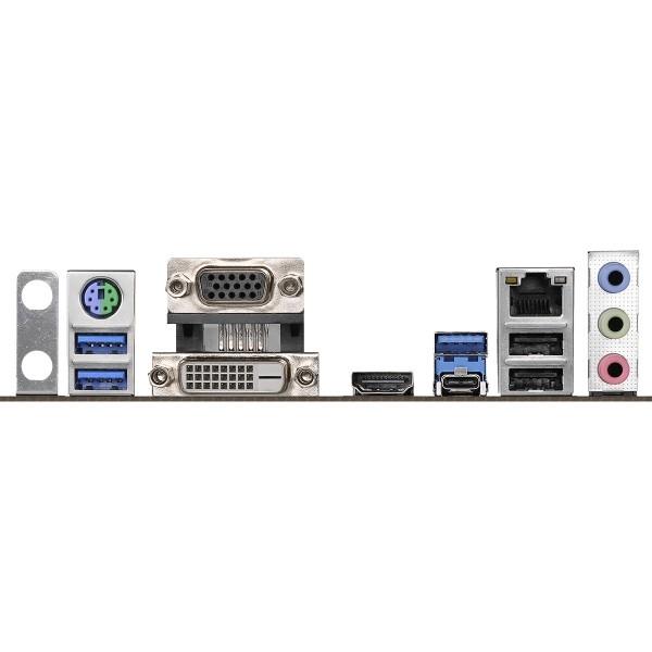 ASRock H370 Pro4 – Placa Base