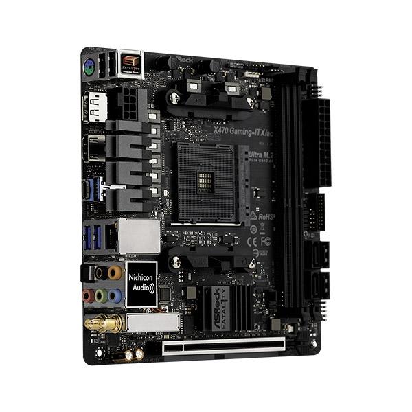 ASRock Fatal1ty X470 Gaming-ITX/ac - Placa Base