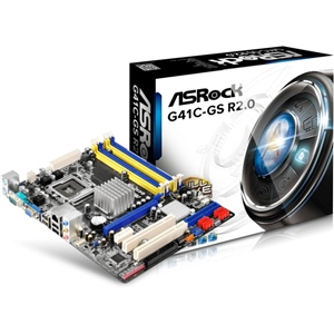 ASRock G41C-GS R2.0 – Placa Base