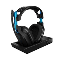 Astro A50 PS4 / PC negro azul wireless - Auricular
