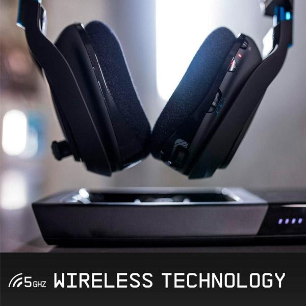 Astro A50 PS4 / PC negro azul wireless - Auricular