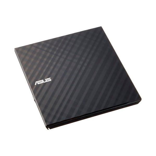 Asus SDRW-08D2S-U LITE DVD externa USB Negro - Grabadora