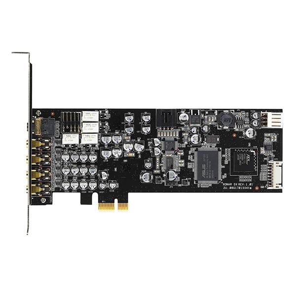 Asus Xonar DX/XD 7.1 PCIe - Tarjeta de Sonido