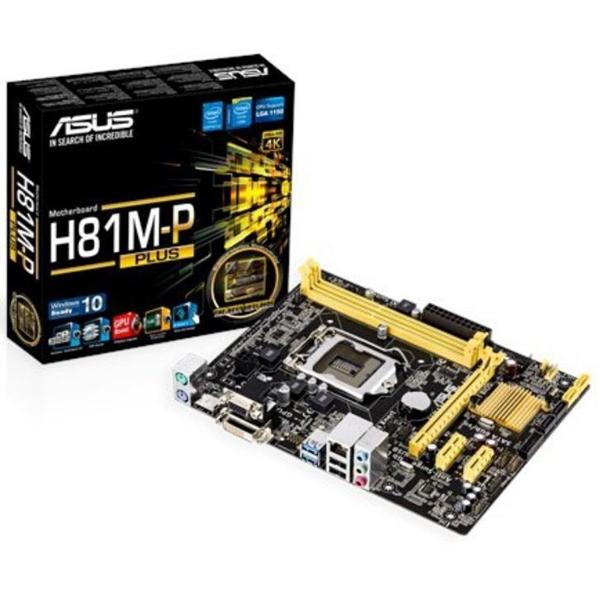 Asus H81M-P Plus – Placa Base