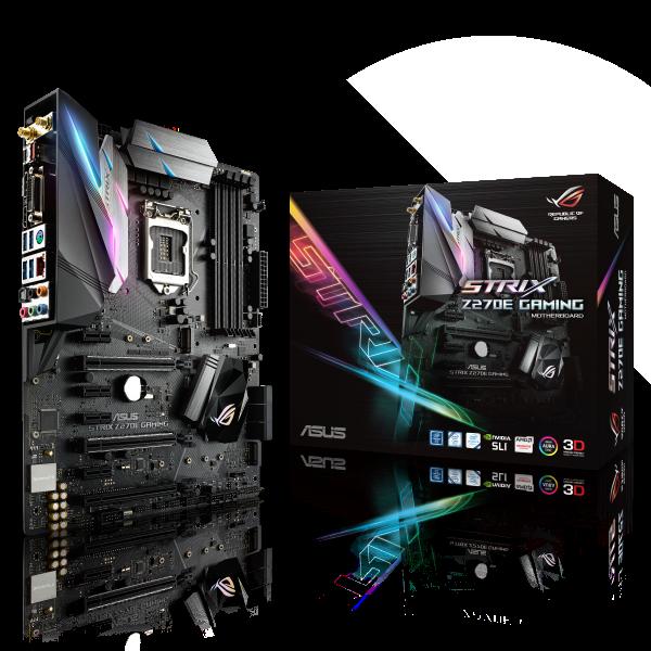 Asus Strix Z270E Gaming – Placa Base