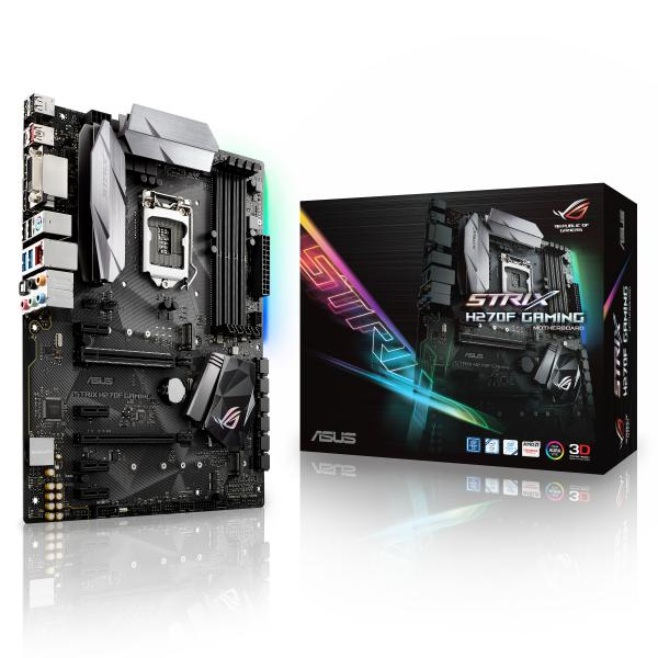 Asus Strix H270F Gaming – Placa Base