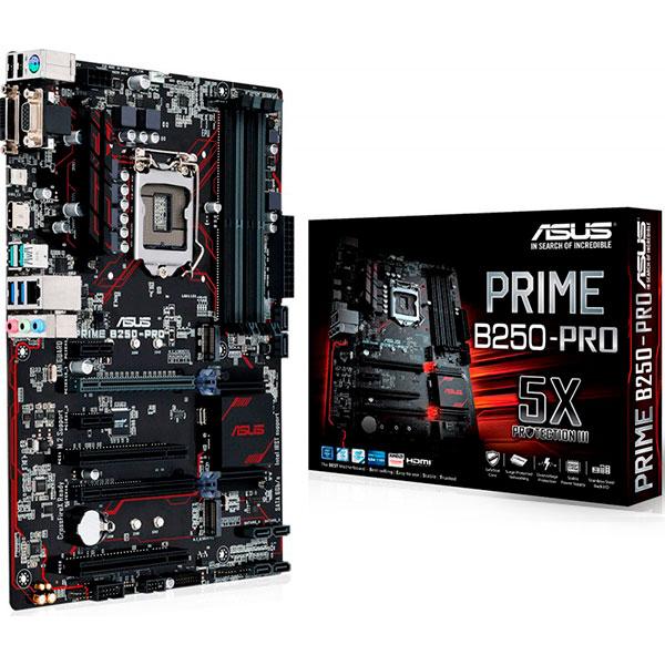 Asus Prime B250-Pro – Placa Base