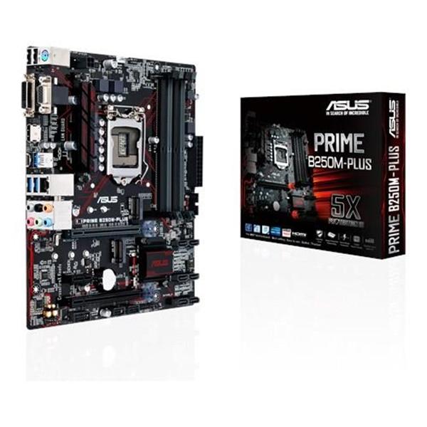 Asus Prime B250M-Plus - Placa Base