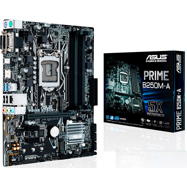 Asus Prime B250M-A – Placa Base