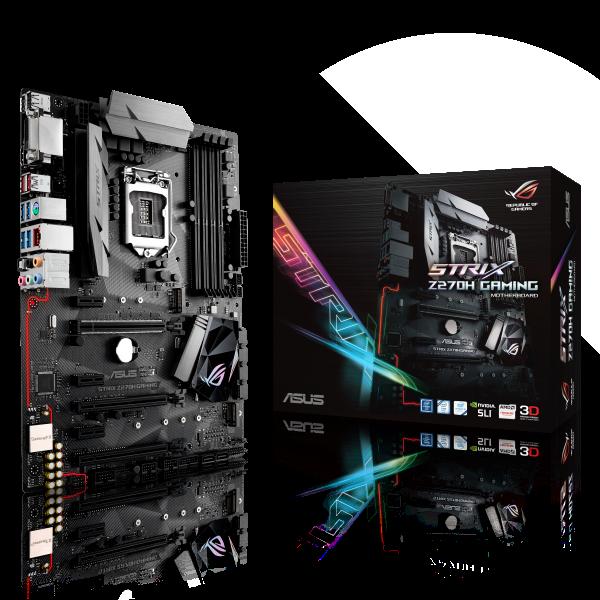 Asus Strix Z270H Gaming – Placa Base