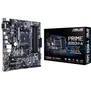 Asus Prime B350M-A – Placa Base AMD Ryzen
