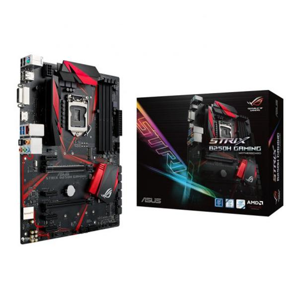 Asus Strix B250H Gaming – Placa Base