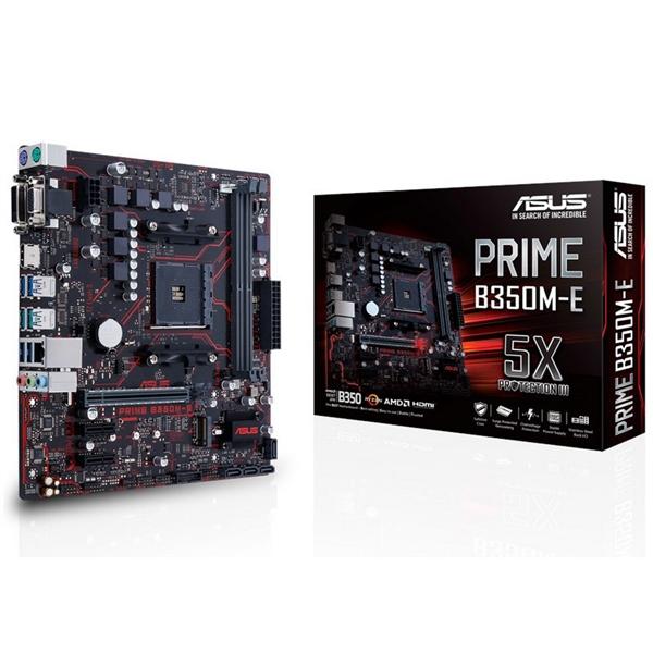 Asus Prime B350M-E – Placa Base