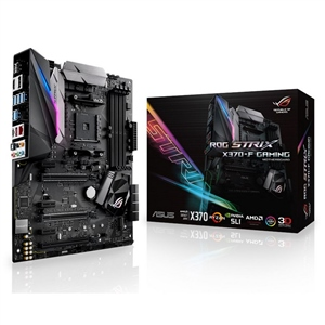 Asus ROG Strix X370-F Gaming – Placa Base