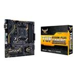 Asus TUF B350M-PLUS Gaming – Placa Base