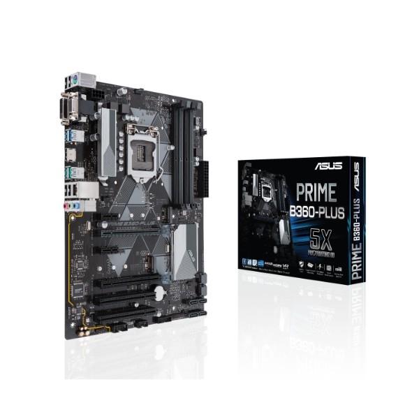 Asus Prime B360-Plus – Placa Base