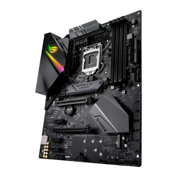 Asus ROG Strix B360-F Gaming – Placa Base