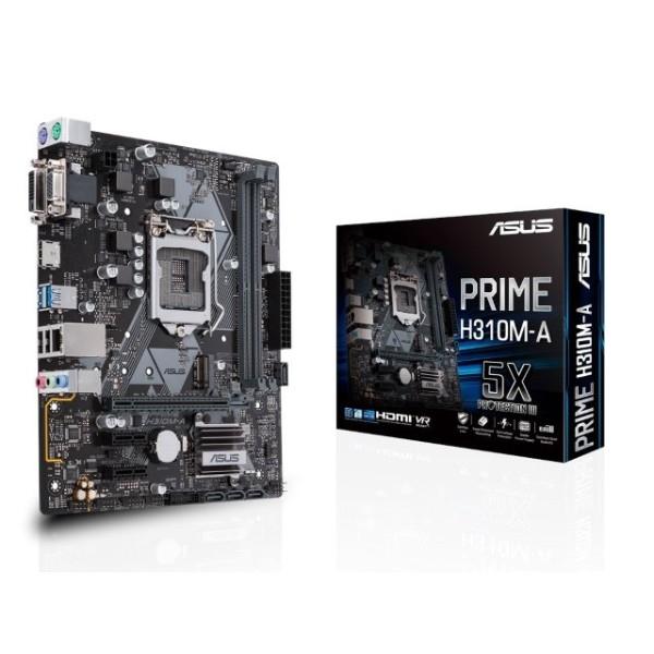 Asus Prime H310M-A – Placa Base