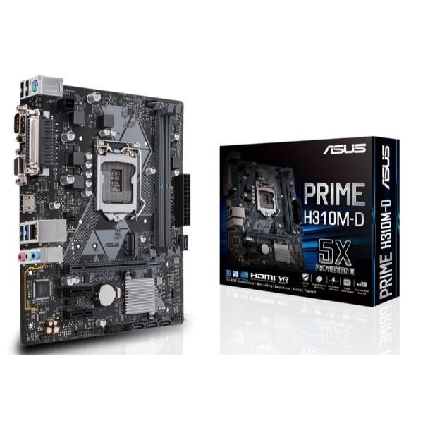 Asus Prime H310M-D – Placa Base