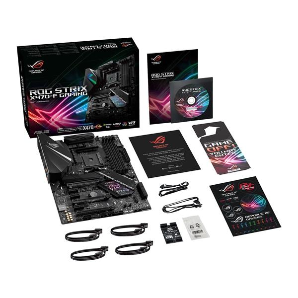 Asus ROG Strix X470-F Gaming – Placa Base