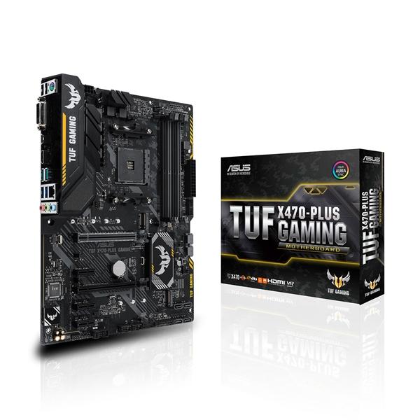 Asus Tuf X470-Plus Gaming – Placa Base