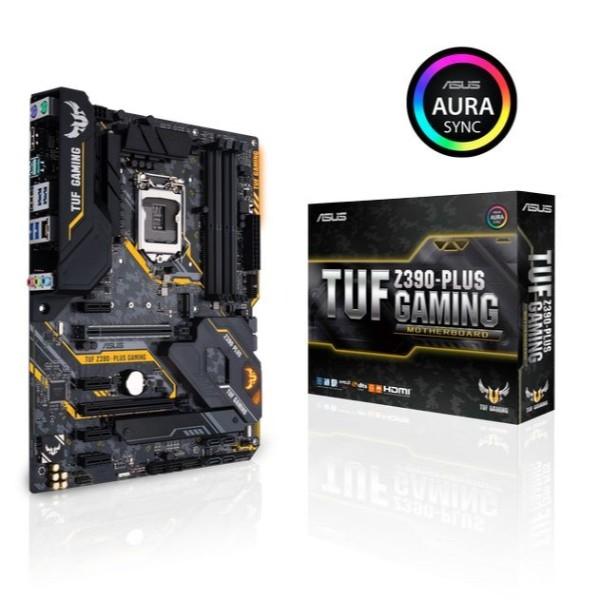 Asus TUF Z390-Plus Gaming - Placa Base