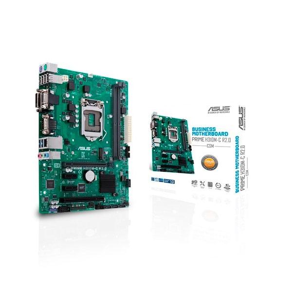 Asus Prime H310M-C R2.0/CSM - Placa Base Profesional