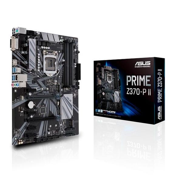 Asus Prime Z370-P II - Placa Base