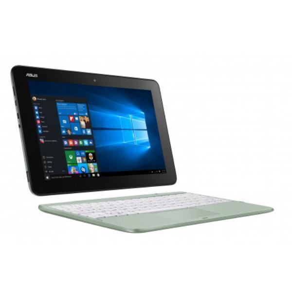 ASUS T101HA GR034T Z8350 4GB 128GB 10.1″ W10 Verd – Portátil