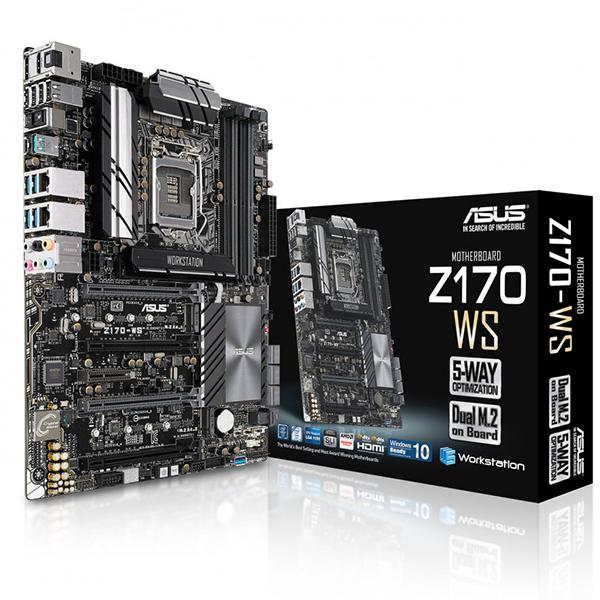 Asus Z170-WS – Placa Base
