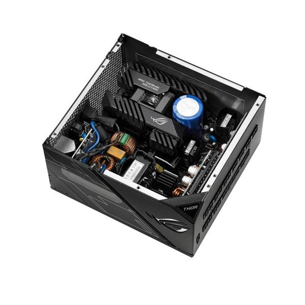 Asus ROG Thor 80+ Platinum 850 Watt full modular - F.A.