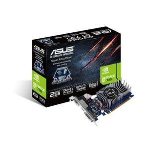 Asus Nvidia GeForce GT730 2GB DDR5 - Gráfica