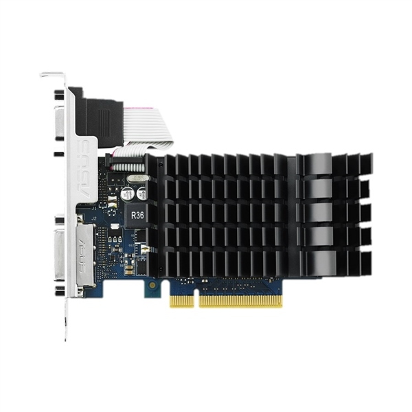 Asus Nvidia GeForce GT730 Silent 2GB DDR5 – Gráfica