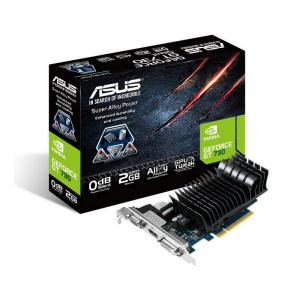 Asus Nvidia GeForce GT730 Silent 2GB DDR3 – Gráfica