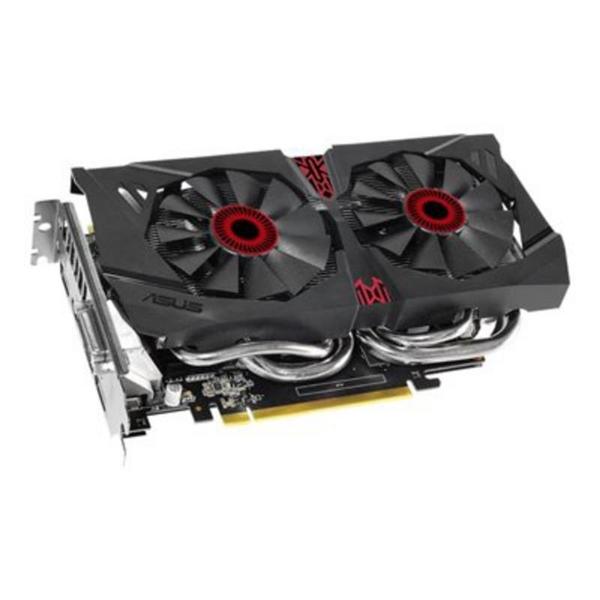 Asus Nvidia GeForce Strix GTX960 4GB DDR5 DC2 OC – Gráfica