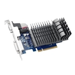 Asus Nvidia GeForce GT710 Silent 1GB DDR3 - Gráfica