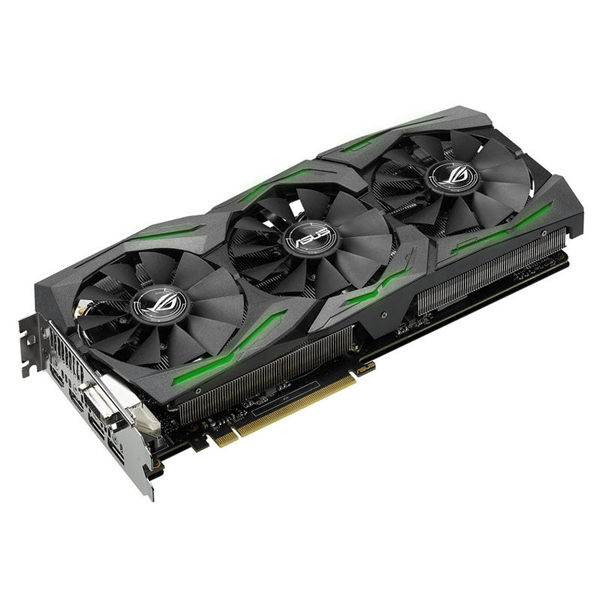 Asus Nvidia GeForce GTX1070 Strix 8GB – Gráfica