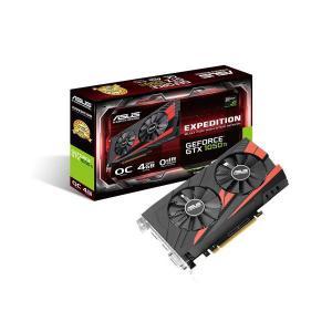 Asus Nvidia GeForce GTX 1050 TI Expedition OC 4GB – Gráfica