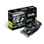Asus Nvidia GeForce GTX1050 Dual 2GB – Gráfica