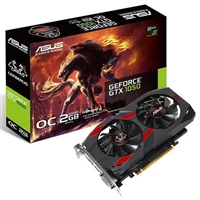 Asus Nvidia GeForce GTX1050 Cerberus OC 2G GDDR5 - Gráfica