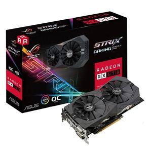 Asus AMD Radeon Strix RX570 OC 4GB Gaming – Gráfica