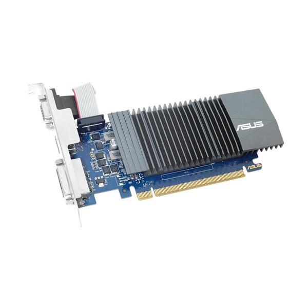 Asus Nvidia GeForce GT710 2GB GDDR5 Silent – Gráfica
