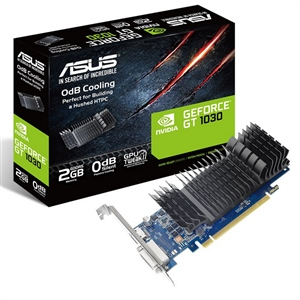 Asus GT 1030 2GB Silent – Gráfica