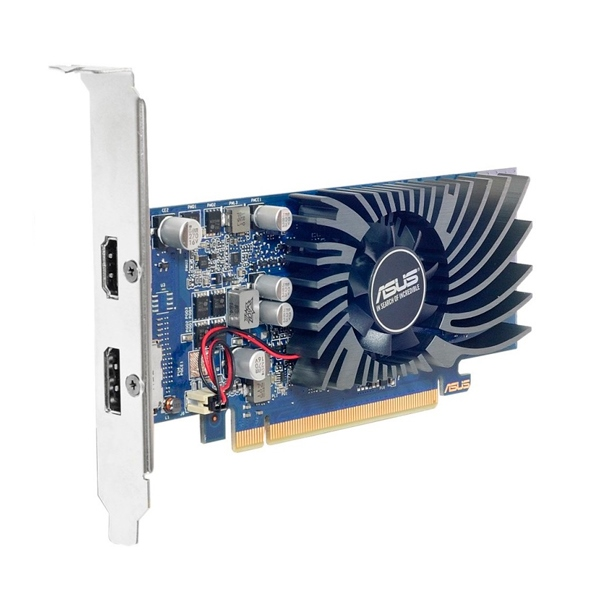 Asus Nvidia GeForce GT 1030 Silent 2GB – Gráfica