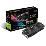 Asus Nvidia GeForce GTX 1070 Ti Strix 8GB – Gráfica