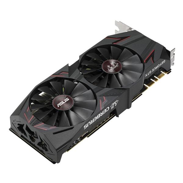 Asus Nvidia GeForce GTX 1070 Ti Cerberus 8G – Gráfica