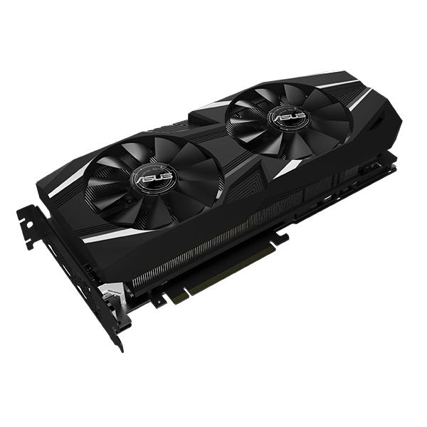 Asus Nvidia GeForce RTX 2080 Dual OC 8GB - Gráfica
