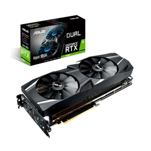 Asus Nvidia GeForce RTX 2080 Dual A8G 8GB - Gráfica